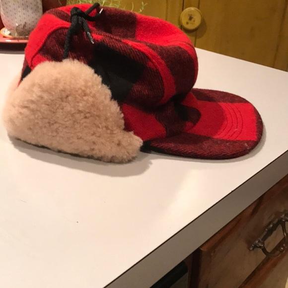 6a43dc8cc Filson Double Mackinaw Hat XXL ear flap hat